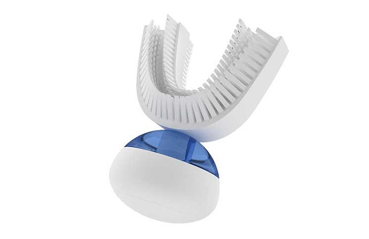 صورة ابتكار جديد لفرشاة أسنان ذكية