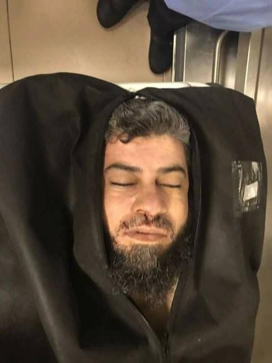 """صورة مقتل نائب مدير معبر """"باب الهوى"""" بـ""""نيران صديقة"""""""