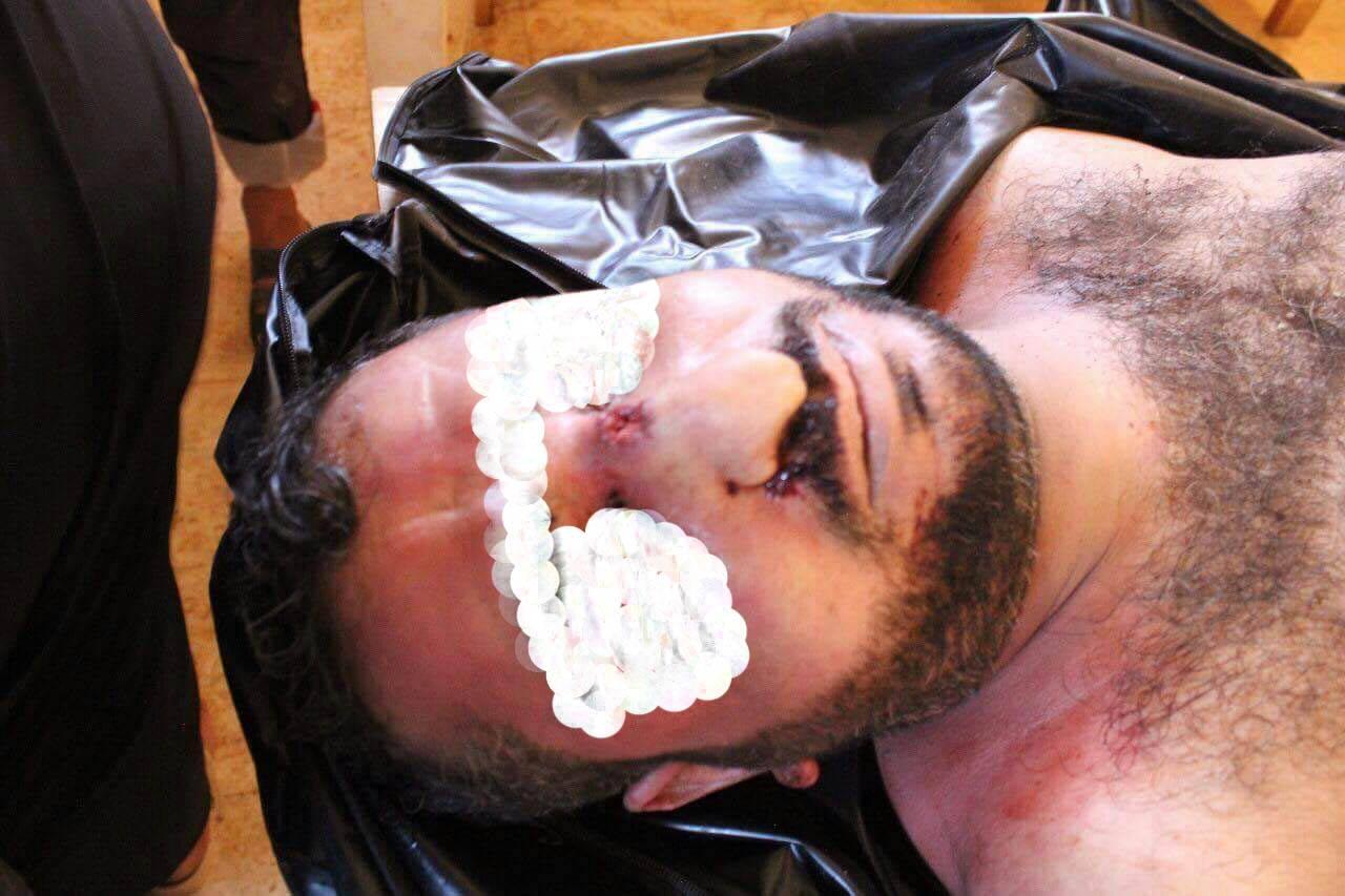 صورة سوريون يعذبهم الجيش اللبناني حتى الموت