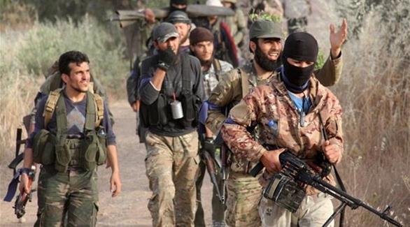 صورة قوات فصل محلية بين الهيئة والأحرار