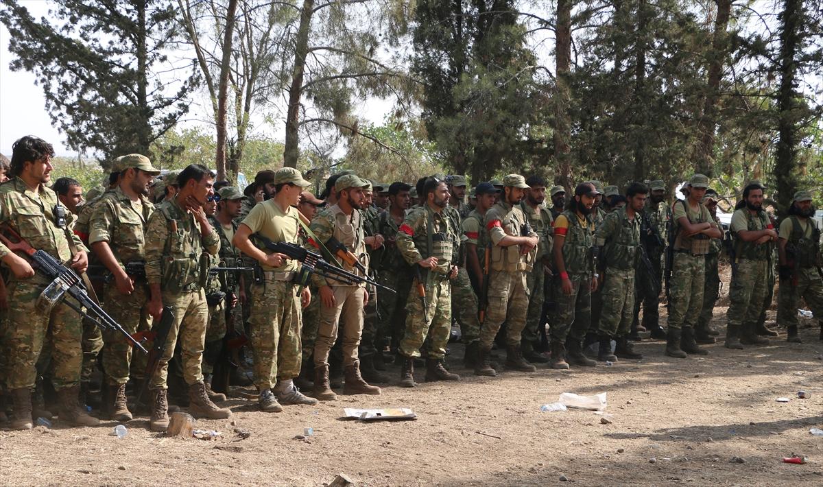 """صورة """"سيف الفرات"""" تضم 20 ألف من الجيش الحر"""