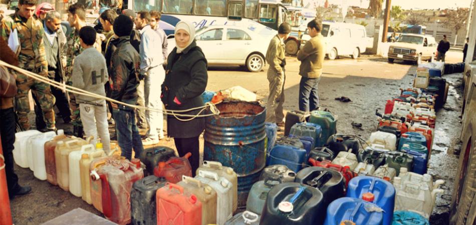 صورة 226 مليار دولار خسائر الاقتصاد السوري