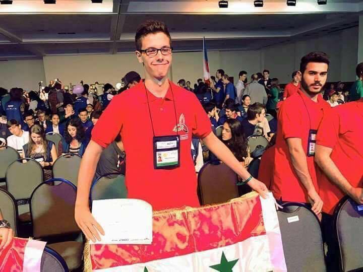 صورة نجل الأسد الأفشل سوريا ودوليا في أولمبياد البرازيل