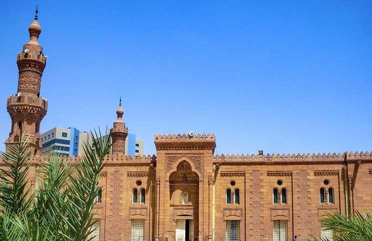 صورة 100 مسجد في الخرطوم تنصر الأقصى