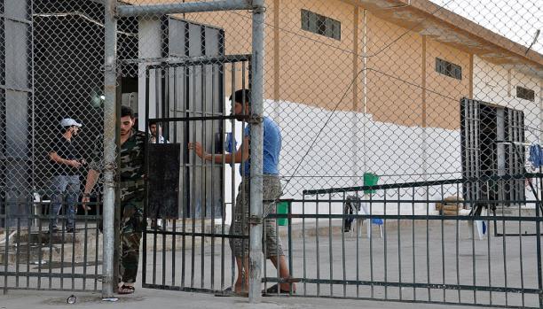 صورة مطالب بدخول مفتشين دوليين إلى سجون الأسد