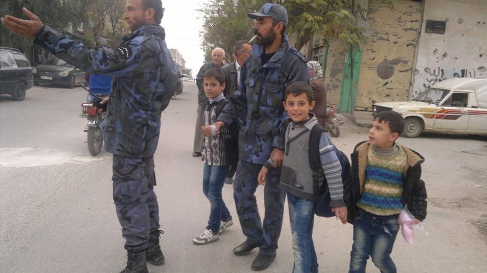 """صورة ضبط شحنات""""مخدرات"""" مصدرها مخابرات الأسد"""