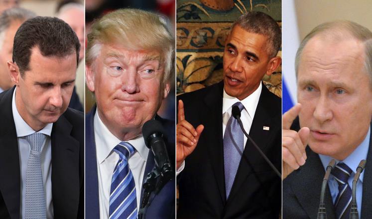 """صورة هل يرث ترمب خطوط """"أوباما"""" الحمراء؟"""