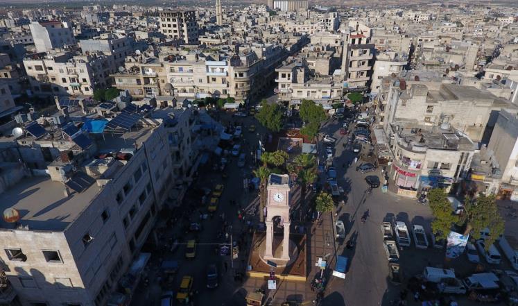 صورة إدلب .. هل ينتظرها مصير الرقة والموصل؟