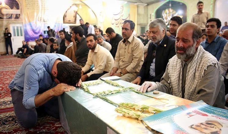 صورة طهران تتعهد بمواصلة دعم الأسد عسكريا