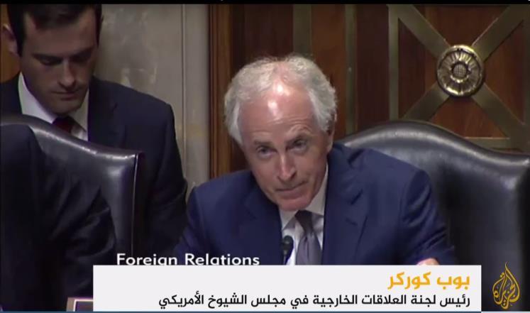 صورة كوركر: إجراءات السعودية بحق قطر خطأ مبتدئين