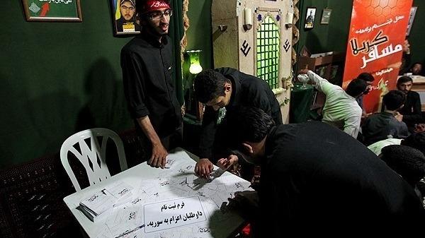 صورة قاعدة إيرانية ذات حكم ذاتي بسوريا