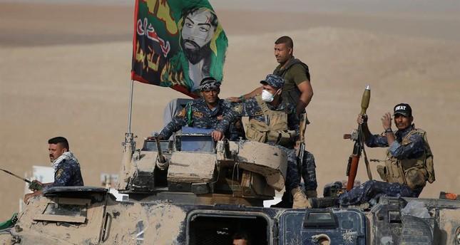 """صورة مسؤول: """"بي كا كا"""" تفتح ممراً للحشد لدخول سوريا"""