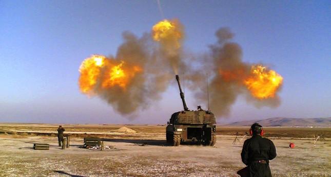صورة مصرع 13 من الميليشيات الكردية بضربات تركية