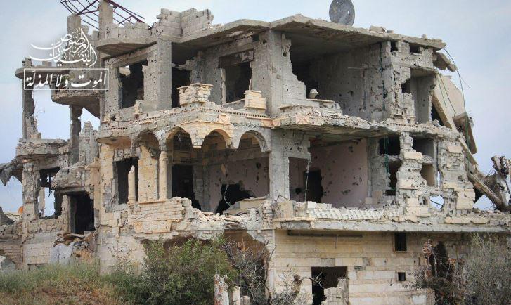 """صورة إشادة أممية بـ""""خفض التوتر"""" جنوب سوريا وهدوء حذر"""