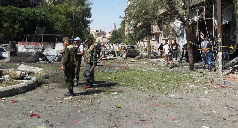 صورة 3 مفخخات تضرب دمشق وتضارب الروايات