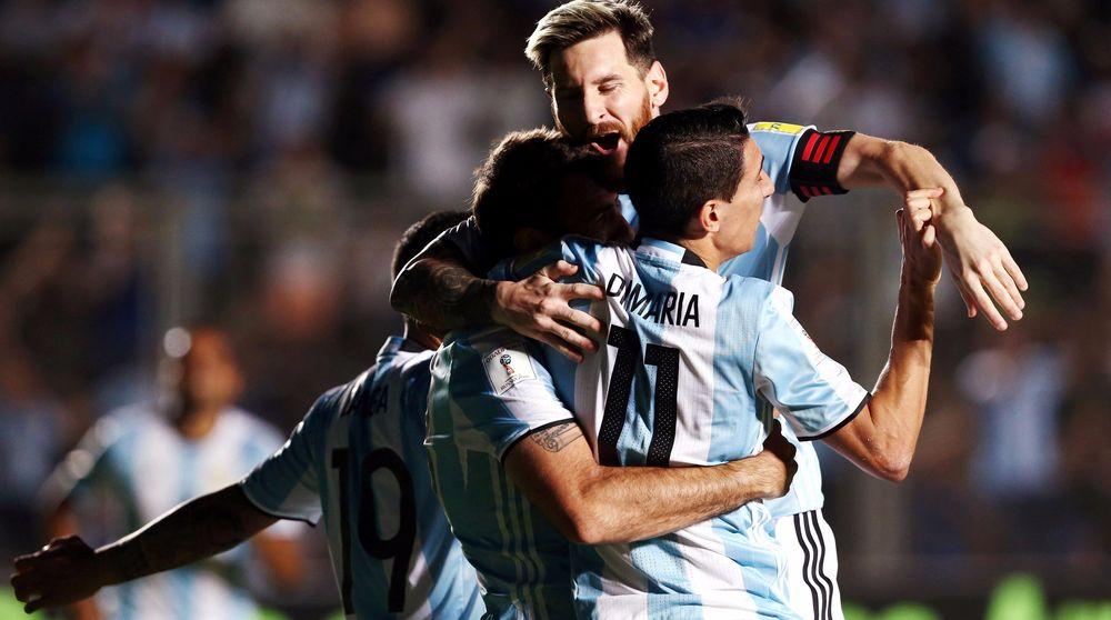 """صورة """"كاس"""" قد يقرّب ميسي والأرجنتين من المونديال"""