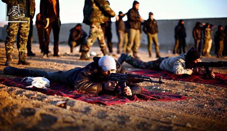 صورة النظام فشل باقتحام الغوطة 31 مرة خلال أسبوعين