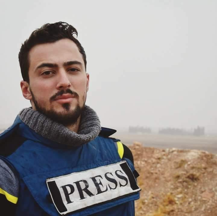 """صورة مقتل مراسل """"روسيا اليوم"""" بنيران تنظيم """"الدولة"""""""