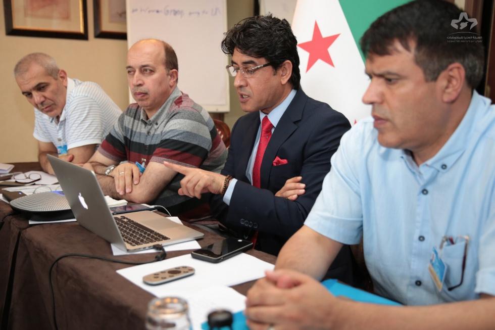 صورة المعارضة: جرائم الأسد توجب محاسبته دولياً