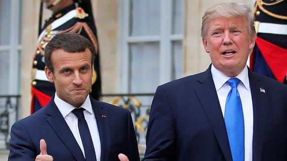 صورة مبادرة أمريكية فرنسية حول سوريا