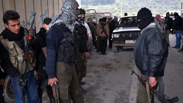 """صورة مهاجرون لـ""""هيومن فويس"""": سنعتزل أي اقتتال بين الهيئة والأحرار"""