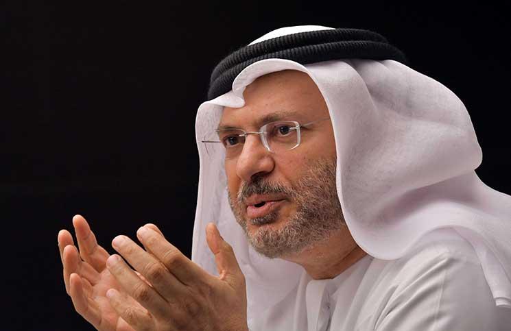 صورة قرقاش: الحوار مع قطر ضروري ومطلوب