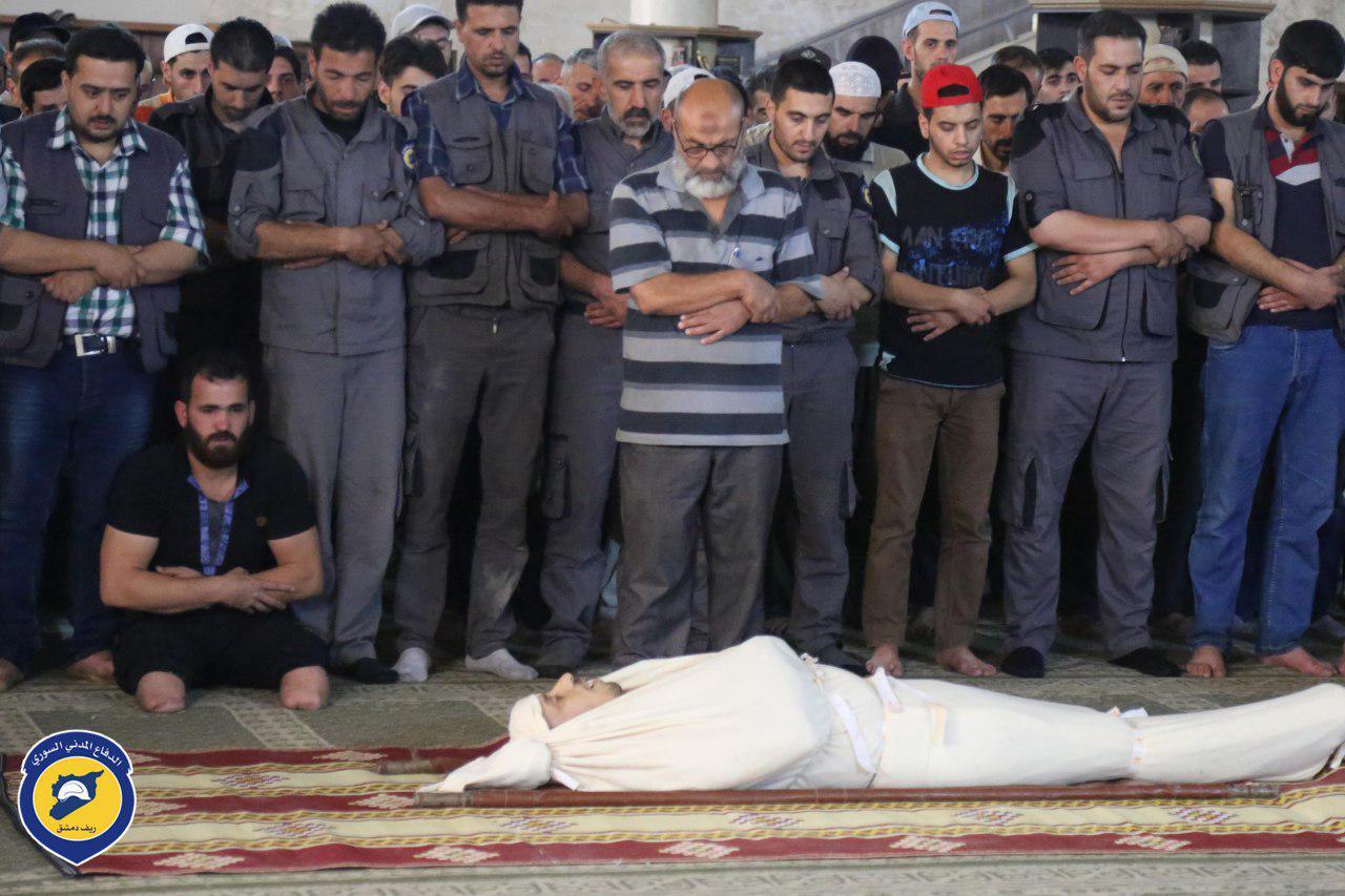 """صورة الأسد يهاجم بلدة ضمن خفض التوتر بـ""""الكلور"""""""