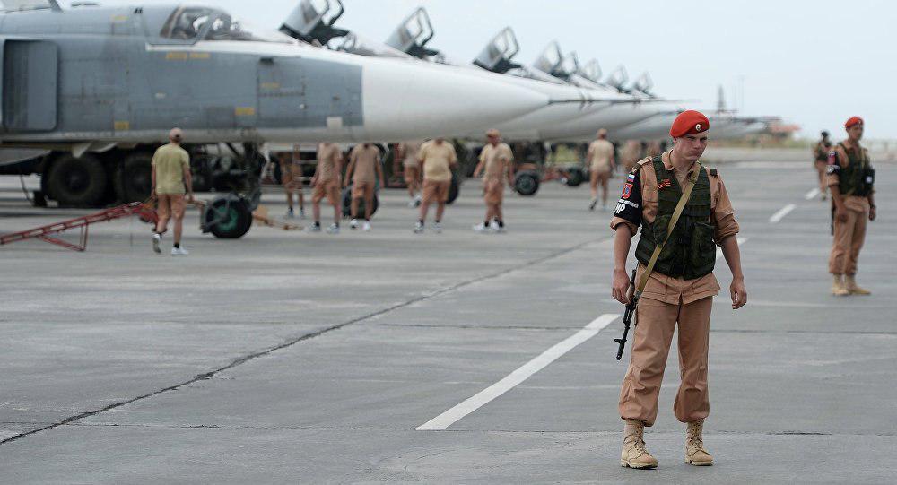 صورة شركات أمنية تقاتل تنظيم الدولة مقابل اغتنام النفط