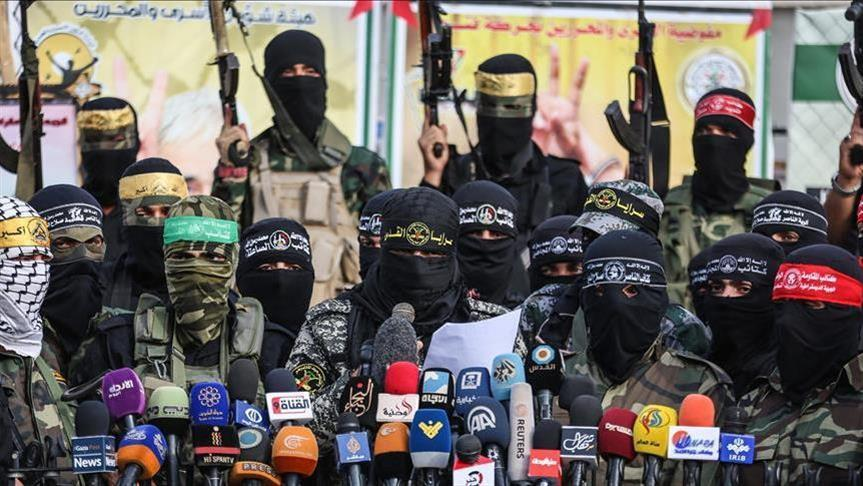 """صورة فصائل فلسطينية: لن نسمح لإسرائيل بـ""""التغوّل"""" على الأقصى"""