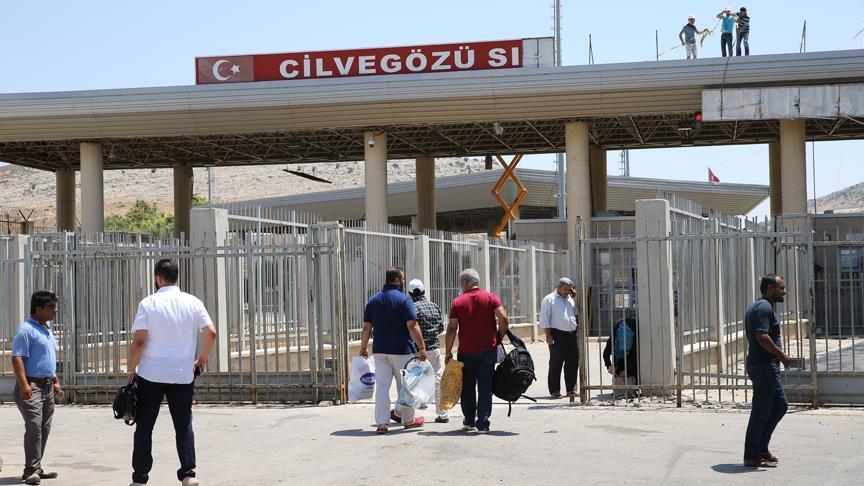 صورة عودة 50 ألف لاجئ من تركيا إلى سوريا