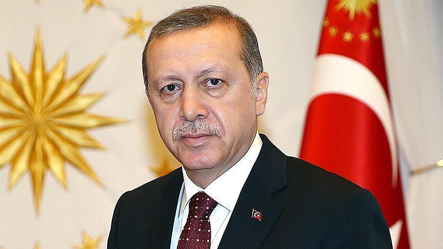 """صورة أردوغان: لن نبق مكتوفي الأيدي حيال تشكّل """"جزر"""" للإرهاب"""