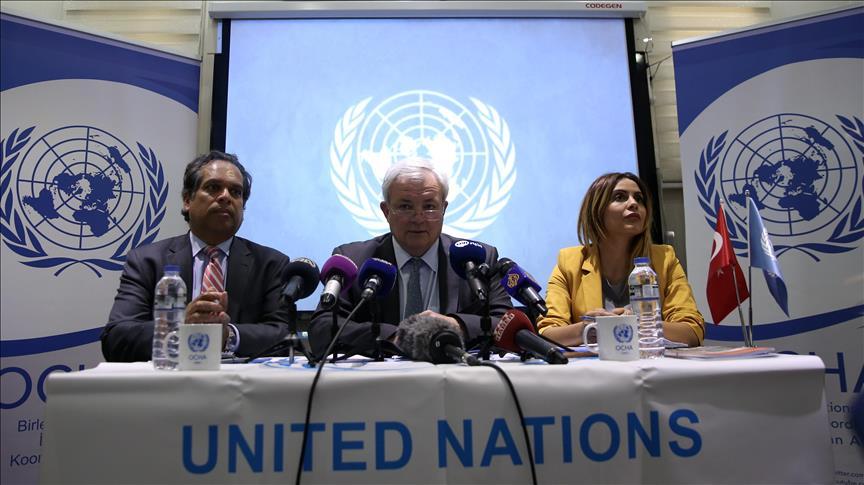 صورة وكيل أممي: أرسلنا مساعدات لـ 2.3 مليون سوري منذ بداية العام