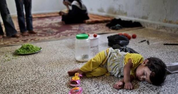 صورة جنوب دمشق..تخلي عن الأساسيات مقابل الظفر بالحياة