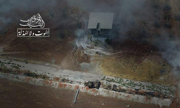 صورة الأسد يوقف أعماله العدائية جنوب البلاد