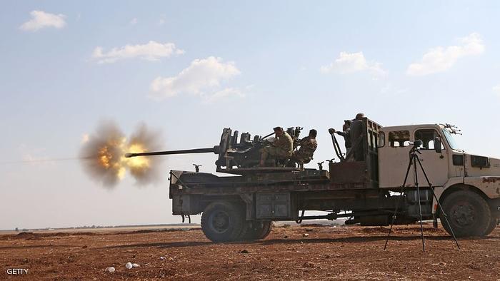 صورة الحر يصد هجمات الأسد بالبادية ويكبده خسائر