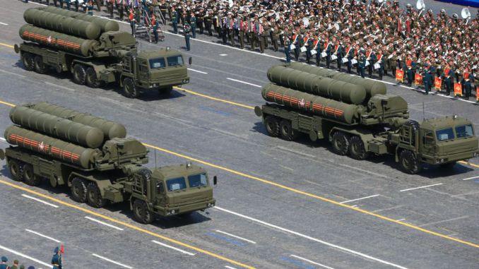 صورة لهذا تعارض واشنطن تسلح تركيا بصواريخ أس 400