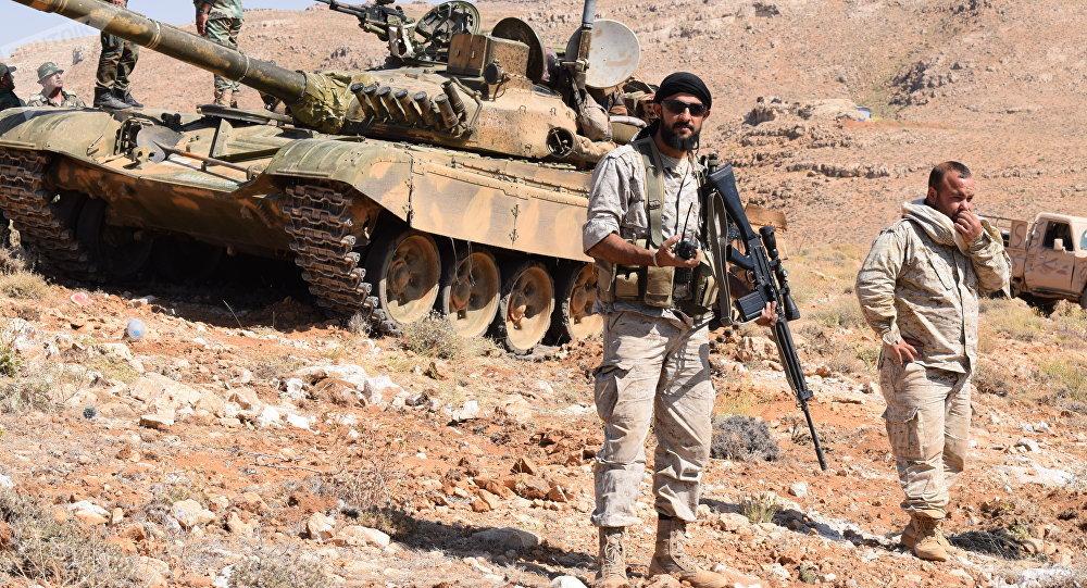 صورة القلمون..حزب الله يبدأ معركة الجرود