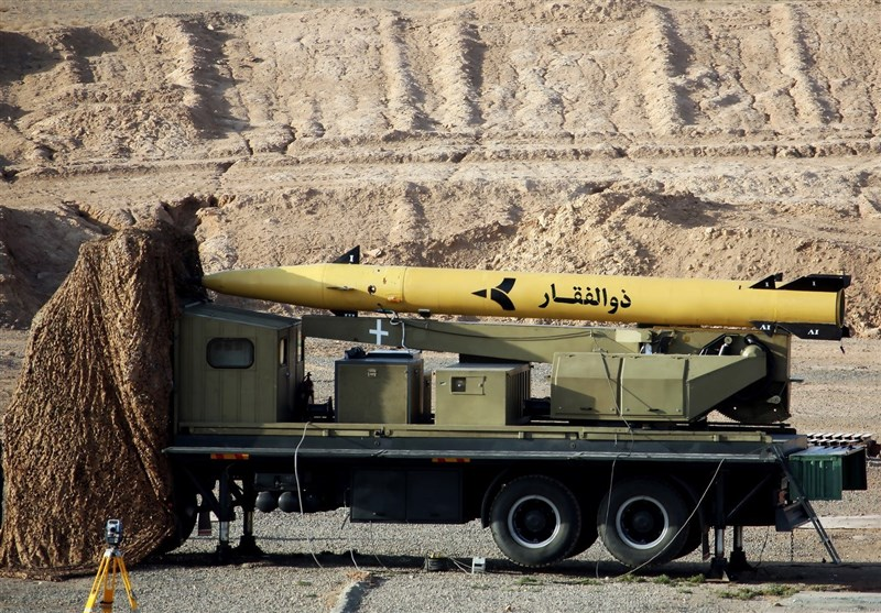 صورة أين موقعه؟ مصنع صواريخ إيرانية بسوريا