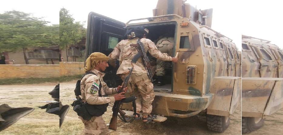 صورة مصادر: انشقاق 600 عنصر عن قوات الجربا