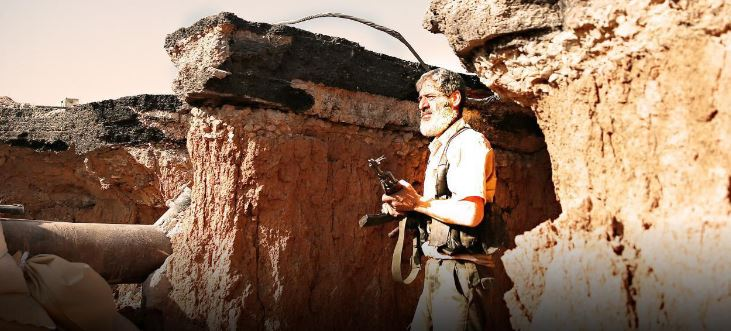 صورة هجوم وشيك للأسد على جوبر..والحر يلعن جاهزيته