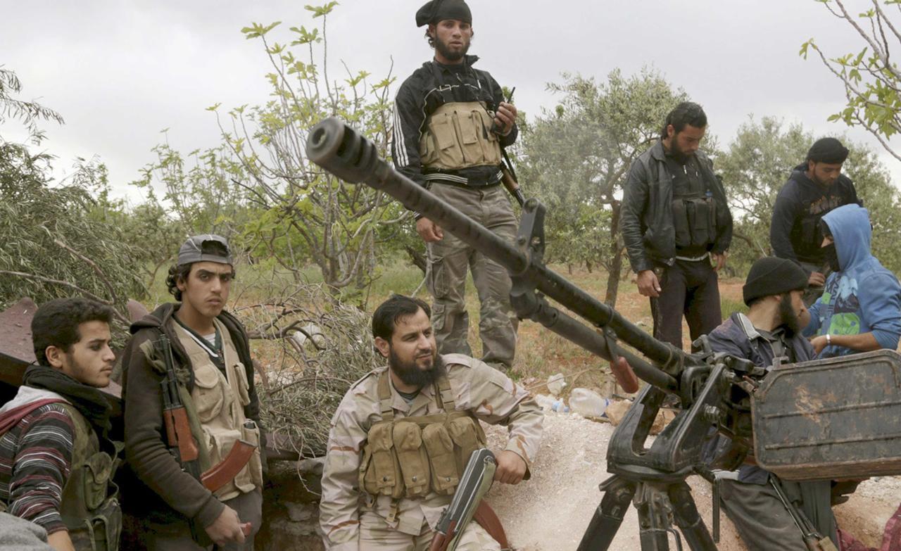 """صورة تطورات عسكرية بحماة..تشكيلات تتوحد وتندمج مع """"تحرير الشام"""""""
