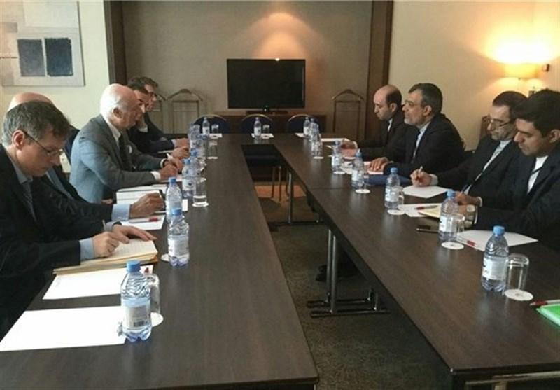 صورة دي مستورا من إيران: تغيرات مهمة بسوريا سياسيا وعسكريا