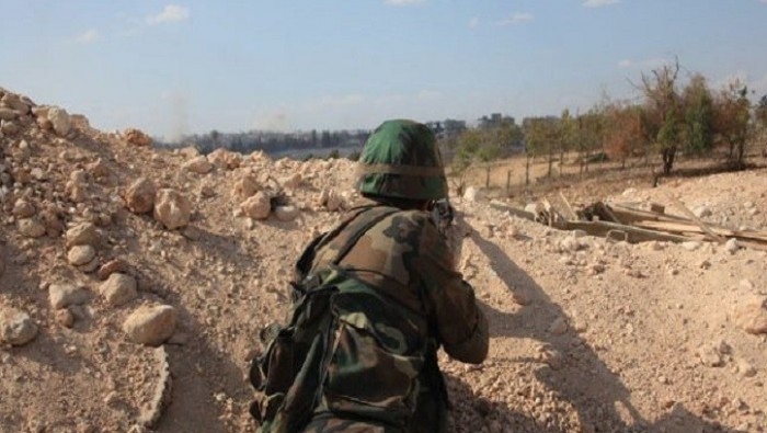 صورة نظام الأسد يتقدم في ريف السويداء