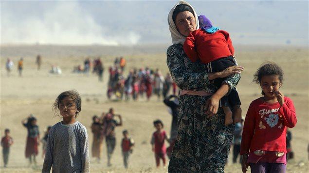 """صورة الهلال الأحمر: التحالف قصف مشفى الرقة بـ""""الفوسفور"""""""