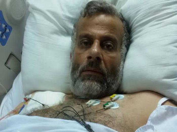 صورة وفاة لاجئ بسبب تأخر عمليته الجراحية في لبنان