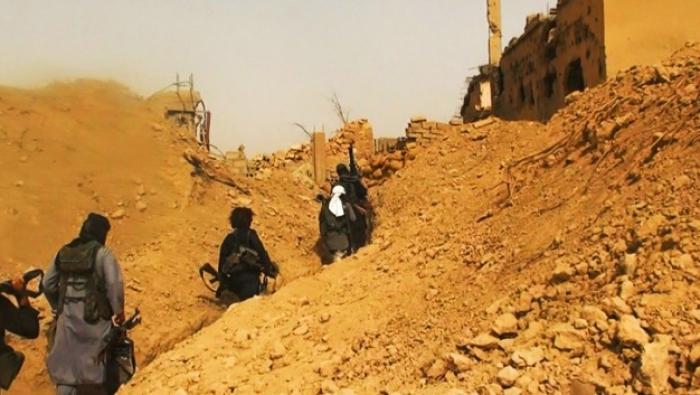 صورة 32 قتيل للأسد..معارك ريف حمص على أشدها بين النظام التنظيم