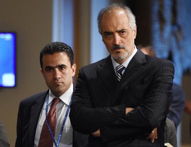 صورة الأسد يماطل بالمفاوضات لعجزه عن رفضها