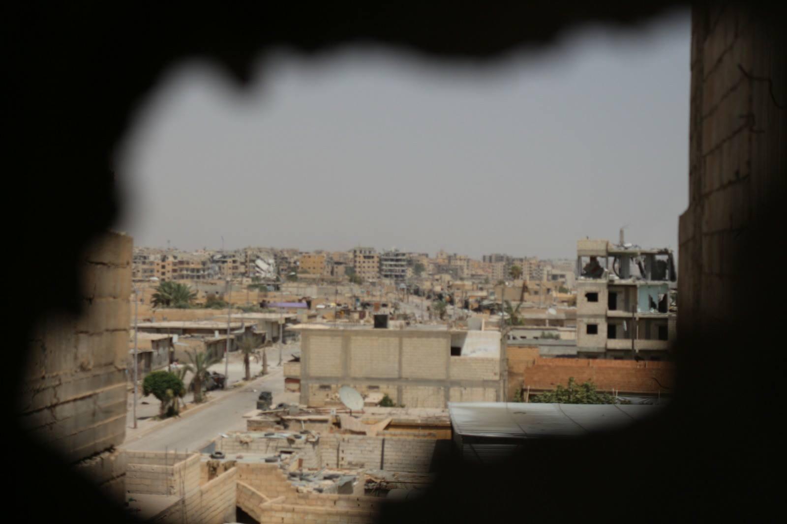 صورة التحالف يقتل 30 مدني بينهم 14 طفل