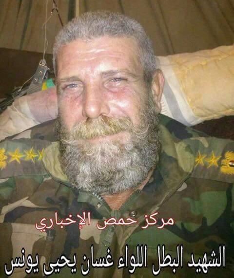 صورة مقتل 8 من قوات النظام بينهم لواء بهجمات لتنظيم الدولة