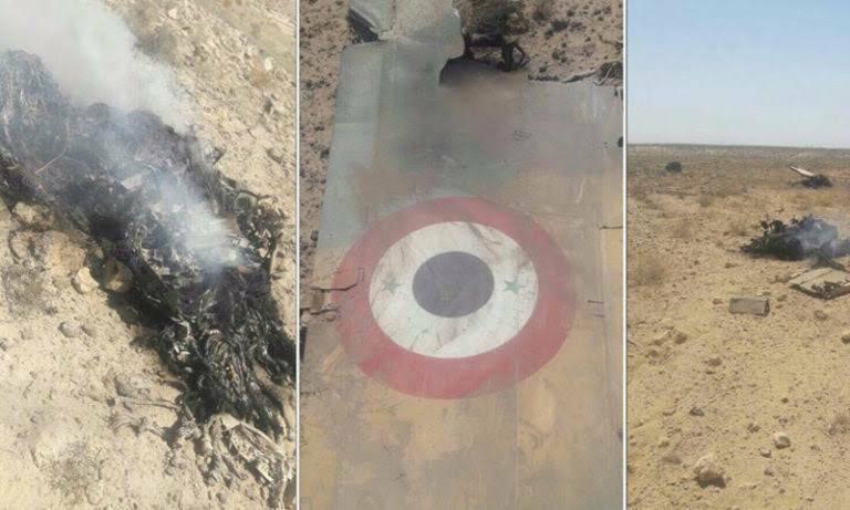 صورة الحر والمضادات الجوية؟ روسيا: واشنطن متورطة بإسقاط الطائرة ميغ 23